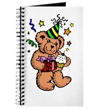 Celebration Bear Journal
