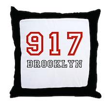 917 Throw Pillow