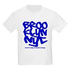 """BROOKLYN NYC"" Kids T-Shirt"