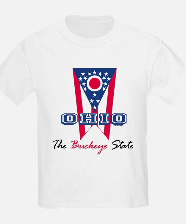 State championship t shirts shirts tees custom state for Ohio state t shirts for kids