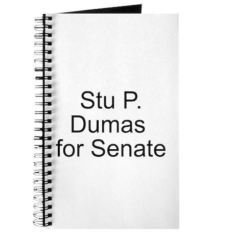 Dumas for Senate Journal