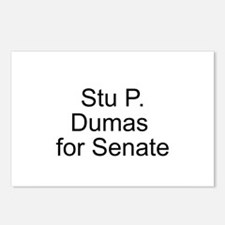 Dumas for Senate Postcards (Package of 8)