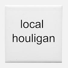 local houligan Tile Coaster