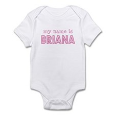 My name is Briana Onesie