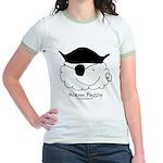 Pirate Warm Fuzzy Jr. Ringer T-Shirt