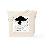 Pirate Warm Fuzzy Tote Bag