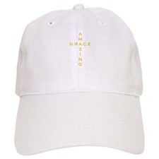Amazing Grace Baseball Cap
