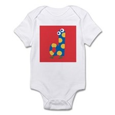 Funny Cool colors Infant Bodysuit