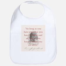 As Long As You Have A Garden - FH Burnett Cotton B