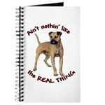The REAL Thing Journal