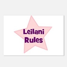 Leilani Rules Postcards (Package of 8)