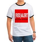 RED ALERT STOP AIDS Ringer T