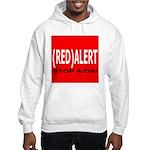 RED ALERT STOP AIDS Hooded Sweatshirt