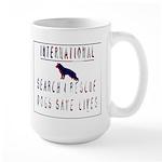 International GSD Large Mug