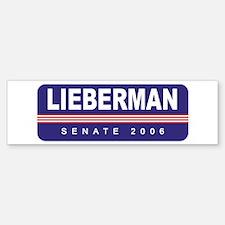 Support Joe Lieberman Bumper Bumper Bumper Sticker