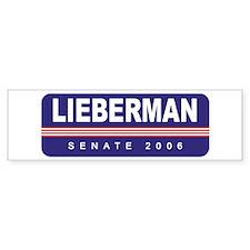 Support Joe Lieberman Bumper Bumper Sticker