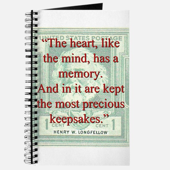 The Heart Like The Mind - Longfellow Journal