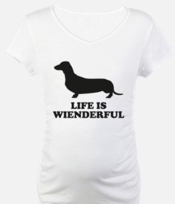 Life Is Wienderful Shirt
