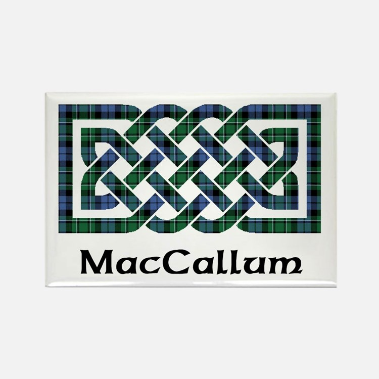 Knot - MacCallum Rectangle Magnet