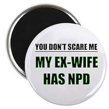 My Ex-Wife Has NPD Magnet
