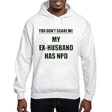 My Ex-Husband Has NPD Hoodie
