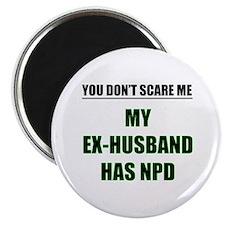 My Ex-Husband Has NPD Magnet