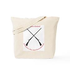 Citizens United 2nd Amendment Tote Bag