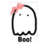 Boo! Postcards (Package of 8)