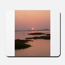 Pink Sunset Mousepad