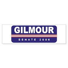Support Frank Gilmour Bumper Bumper Sticker