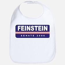 Support Dianne Feinstein Bib