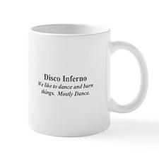 Disco Inferno Mug