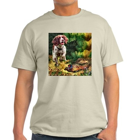 English Springer Spaniel Light T-Shirt