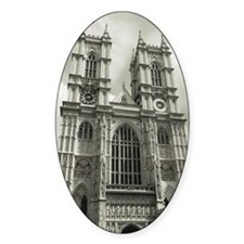 Westminster Abbey, London, England, Decal