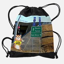 Yuma Jpeg 200.jpg Drawstring Bag