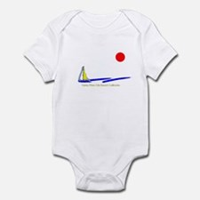 Torrey Pines City Infant Bodysuit
