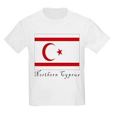 Northern Cyprus Kids T-Shirt