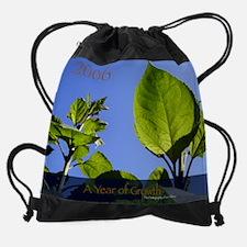 Growth00.jpg Drawstring Bag