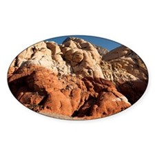 Rock formation, Red Rock Canyon Par Decal