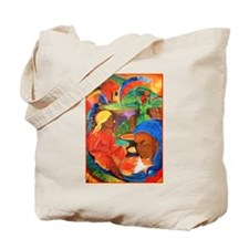 Earth, Wind,and Fire Art Tote Bag