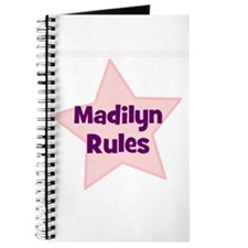 Madilyn Rules Journal