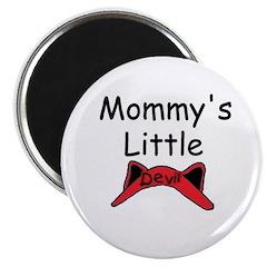 MOMMY'S LITTLE DEVIL Magnet