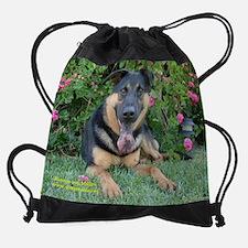 roscoe name.JPG Drawstring Bag