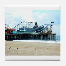 Jersey Shore Seaside Heights Boardwalk Coaster Til