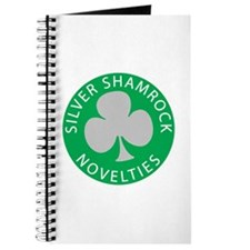 Silver Shamrock Journal