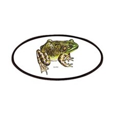 Bullfrog Frog Patches