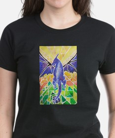 Stained Glass Dragon T-Shirt