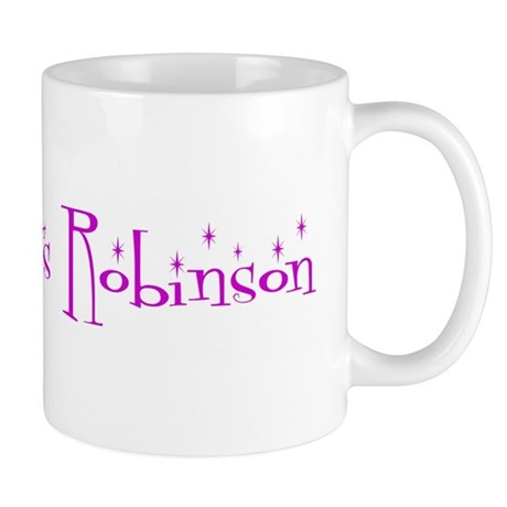 The New Mrs Robinson Mug