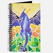 Stained Glass Dragon Journal