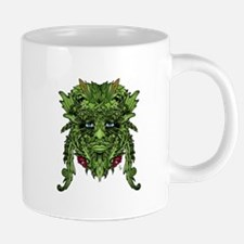 Green Man Large Mugs